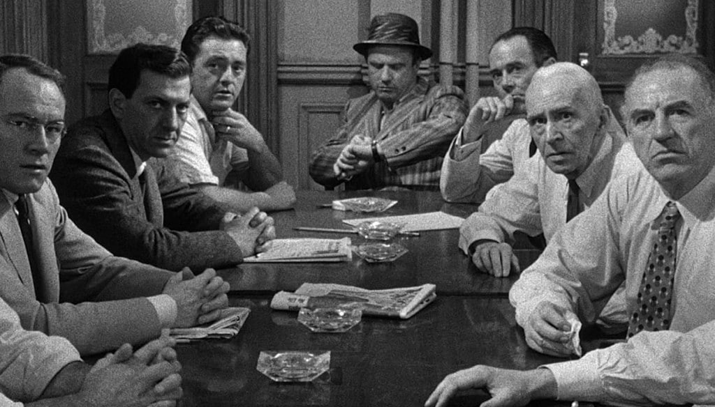 "twelve angry men: an analysis of group effectiveness essay ""twelve angry men  ł conducting critical analysis of the evidence  vhs/dvd of 1957 version of ""twelve angry men"" activities hand back in-class essay,."