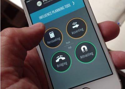 Mobile App: The Pocket Partner